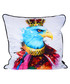 Royal Eagle cotton blend cushion 55cm Sale - 1Wall Sale