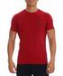 Dante dark red cotton blend T-shirt Sale - galvanni Sale