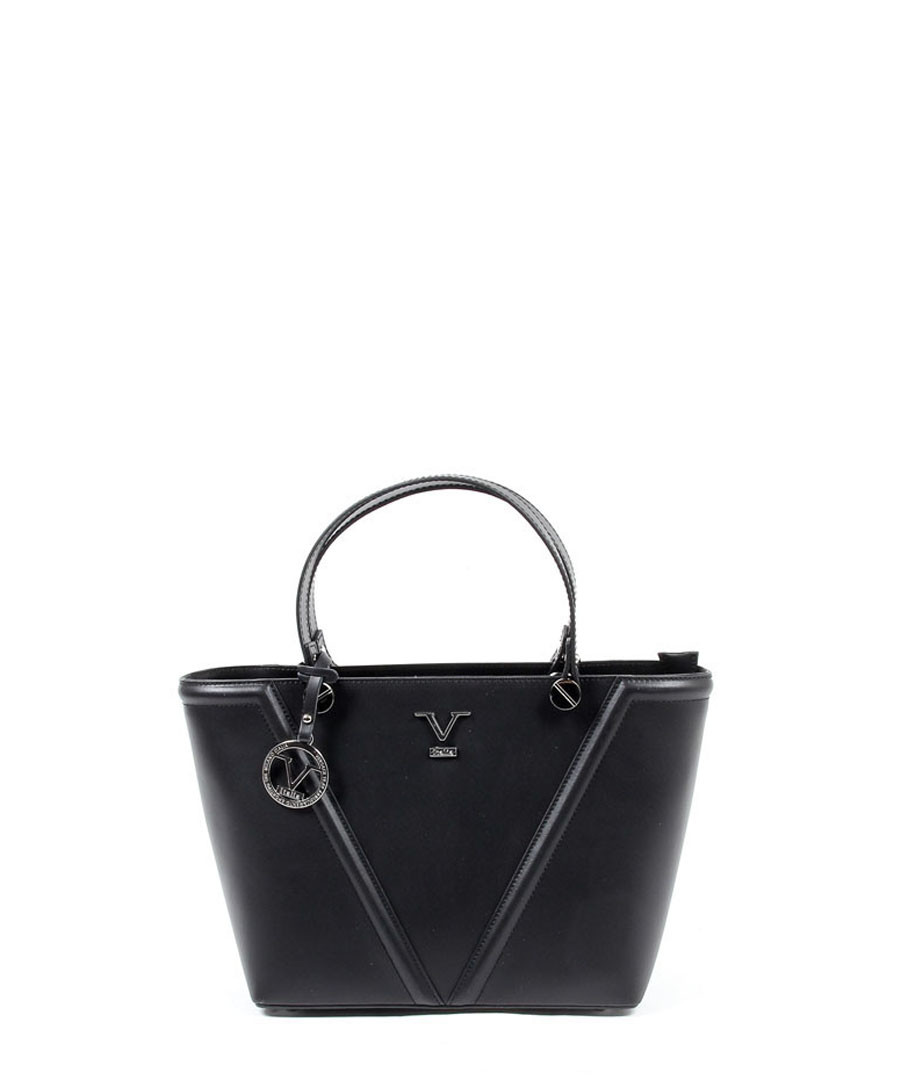133a199cca03 Black leather grab bag Sale - VERSACE 1969 ABBIGLIAMENTO SPORTIVO