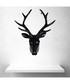 Black deer head wall decoration  Sale - Walplus Sale