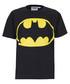 Kids' Batman Logo black cotton T-shirt Sale - dc comics Sale