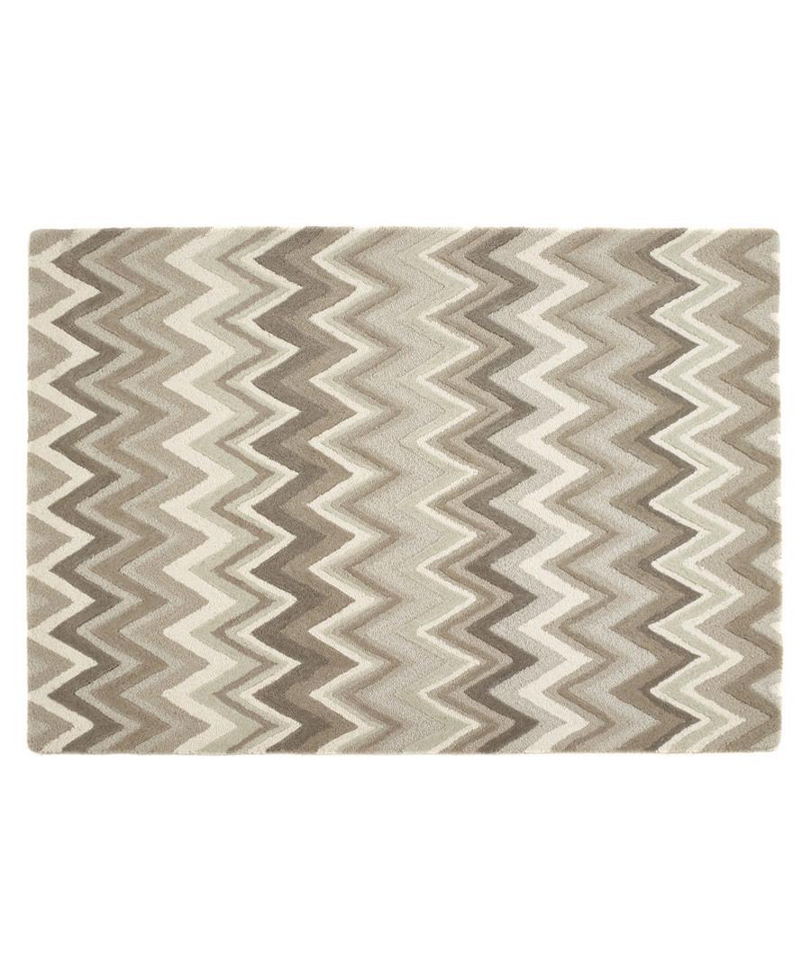 Monaco natural wool rug 120 x 170cm Sale - Origins