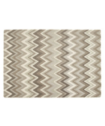 Monaco natural wool rug 120 x 170cm