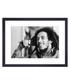 Bob Marley, June 1978 framed print 36cm Sale - The Art Guys Sale
