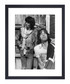 The Rolling Stones, 1975 framed print 36cm Sale - The Art Guys Sale