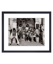 The Rolling Stones framed print
