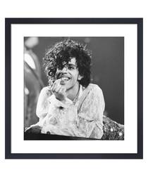 Prince, November 1984 framed print