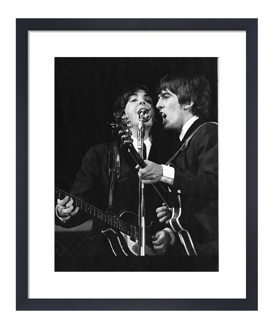 The Beatles in Las Vegas framed print Sale - The Art Guys