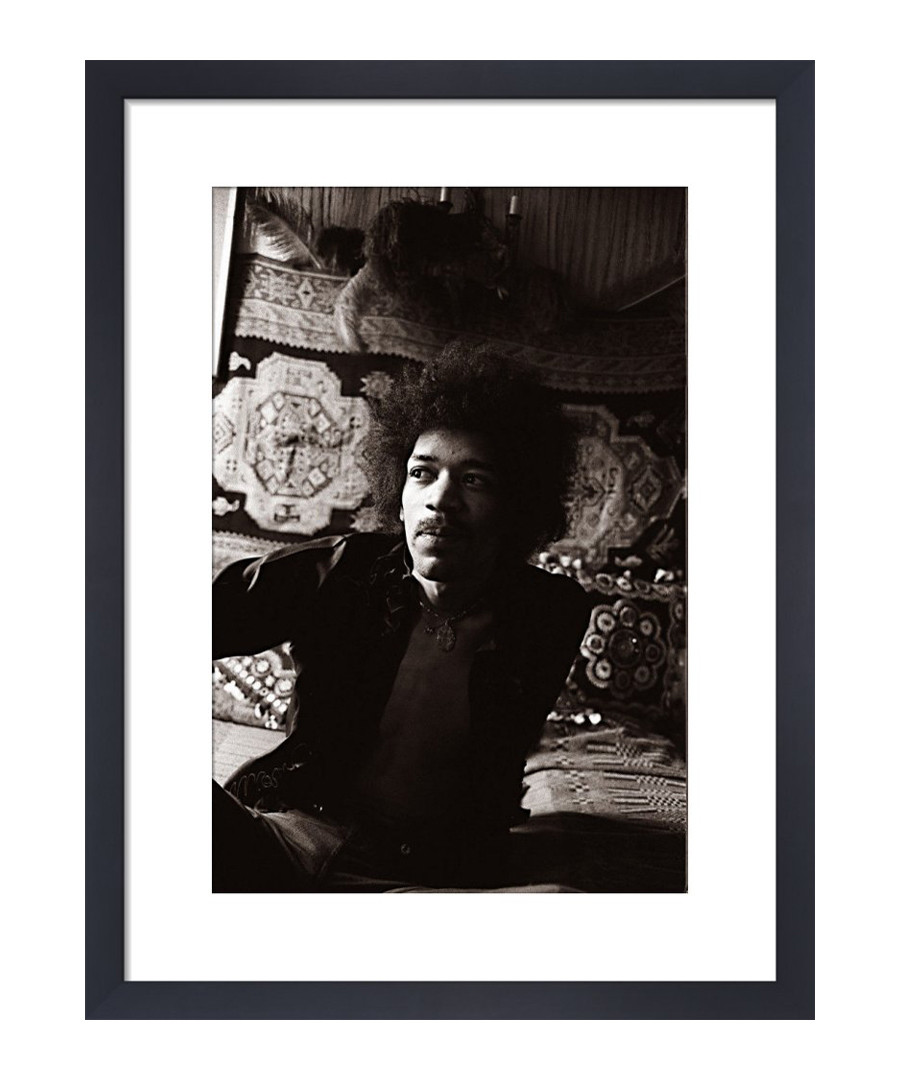 Jimi Hendrix framed print Sale - The Art Guys