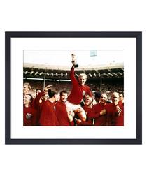 World Cup Final, 1966 framed print