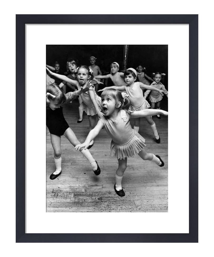 Dancing Children framed print Sale - wall art