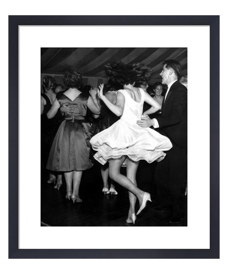 Dancing on Thames Boat framed print Sale - wall art