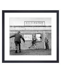 Accrington Stanley, 1962 framed print