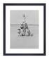 On The Beach, Newquay 1952 framed print Sale - wall art Sale