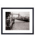 Tower Bridge, June 1952 framed print Sale - wall art Sale