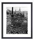 V J Day, 1945 framed print Sale - wall art Sale