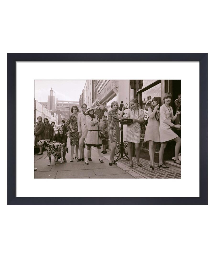 Biba Boutique, 1966 framed print Sale - wall art