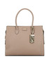 The Betsy brown leather shoulder bag Sale - paul costelloe Sale