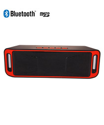 Ultra XL red portable Bluetooth speaker