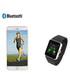 Silver-tone Bluetooth smartwatch  Sale - Inki Sale