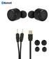 Black Bluetooth in-ear headphones Sale - Inki Sale