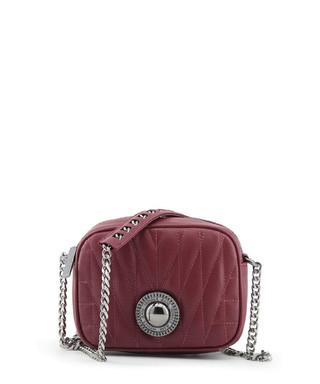 Versace Jeans. Wine red chain detail cross body bag 4b4eecfca6762
