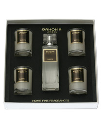 5pc Black Fig candle & spray set