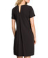 Black short sleeve dress Sale - made of emotion Sale