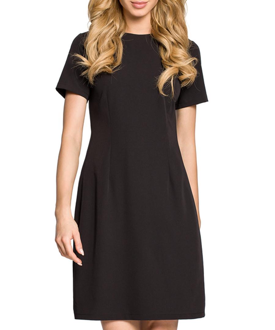 Black short sleeve dress Sale - made of emotion