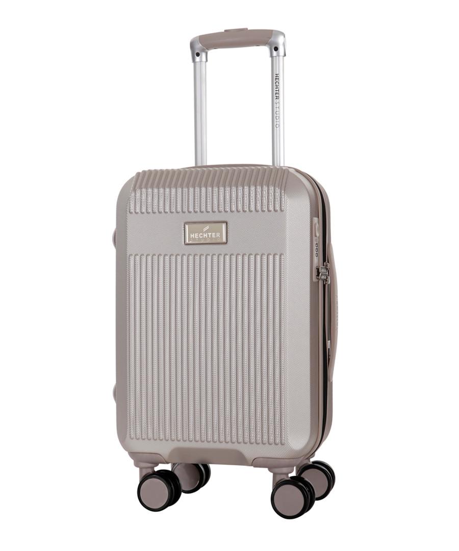 Chaligny beige spinner suitcase 65cm Sale - hechter studio