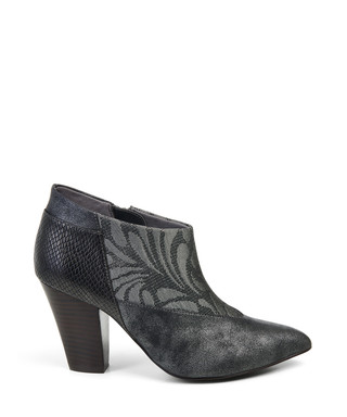 0d032e5506f Erika pewter embroidered ankle boots Sale - ruby shoo Sale