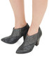 Erika pewter embroidered ankle boots Sale - ruby shoo Sale