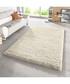 Cream shaggy pile rug 80 x 150cm Sale - Funky Buys Sale