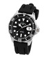 Sous Les Mers black silicone watch Sale - andre belfort Sale