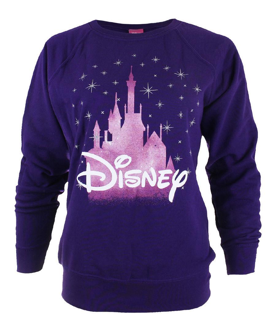Women's Disney purple jumper Sale - disney