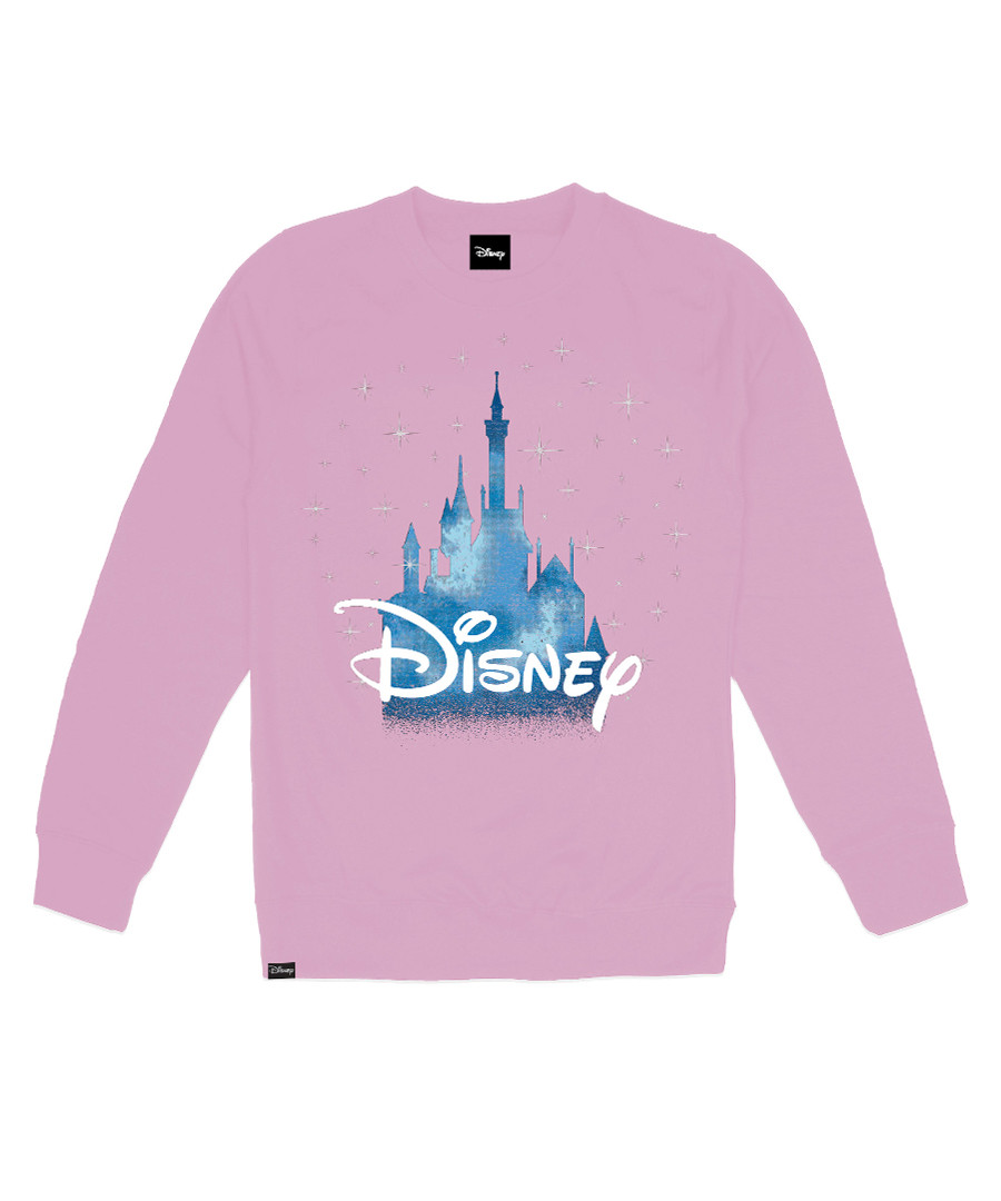 Women's Disney pink jumper Sale - disney