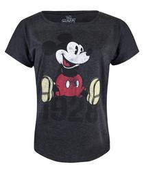 Women's 1928 Mickey dark grey T-shirt