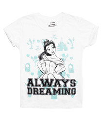 Always Dreaming white cotton T-shirt