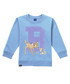 Girls' Bambi sky blue jumper Sale - disney Sale
