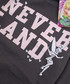 Girls' Neverland dark grey hoodie Sale - Disney Sale