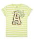Girls' The Little Mermaid lime T-shirt Sale - disney Sale