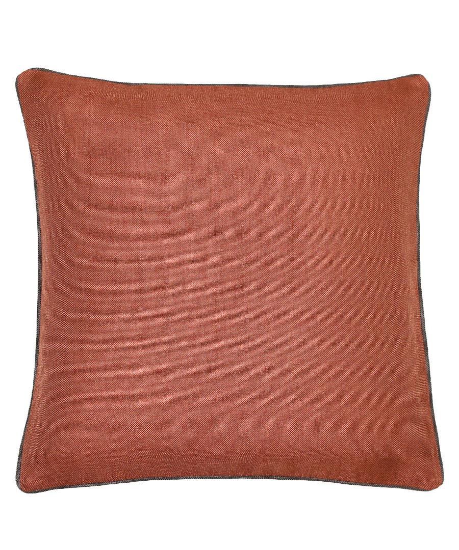 Bellucci spice velvet cushion 45cm Sale - riva paoletti