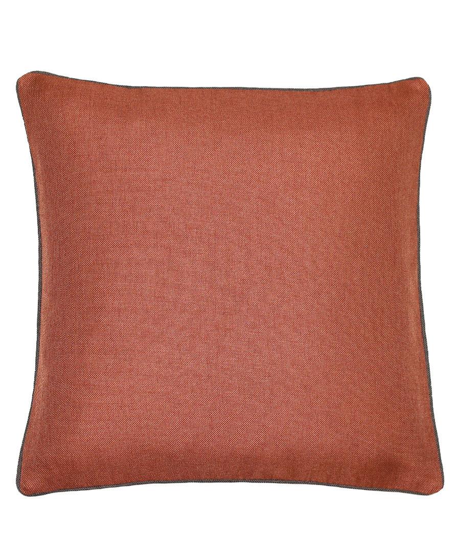 Bellucci spice velvet cushion 55cm Sale - riva paoletti