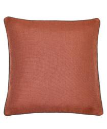 Bellucci spice velvet cushion 55cm