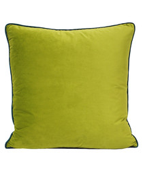 Meridian chatruse velvet cushion 55cm