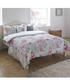 Rosebery pink rose bedspread 240 x 260cm Sale - riva paoletti Sale