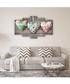 5pc Three Hearts wall art Sale - FIFTH Sale