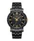 Vault black ion-plated & diamond watch Sale - jbw Sale