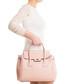 Rose leather grab bag Sale - lucca baldi Sale