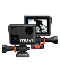 Muvi KX-1 Handsfree 4K Action Camera